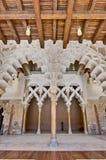 aljaferia pałac Spain Zaragoza Obrazy Stock