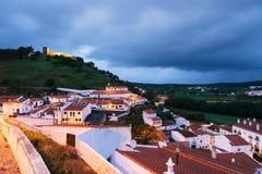 Aljezur, Алгарве, Португалия Стоковое Изображение RF