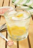 Alkaline water Stock Image
