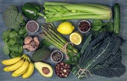 Alkalisch voedsel stock afbeeldingen
