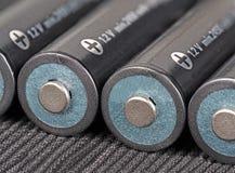 Alkalische Batterie Lizenzfreie Stockbilder