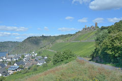 Alken,Mosel Valley,Rhineland-Palatinate,Germany Stock Photo