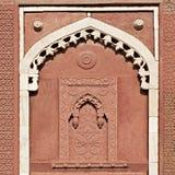 Alkierz, Agra Fort Zdjęcie Stock