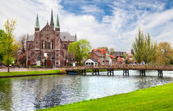 Alkmaar Royalty Free Stock Images