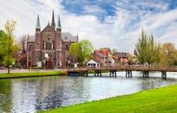 Alkmaar Imagens de Stock Royalty Free