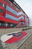 Alkmaar Football Stadium Royalty Free Stock Photography