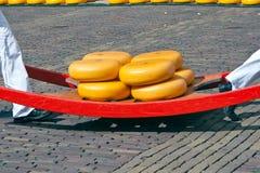 Alkmaar market Royalty Free Stock Photo