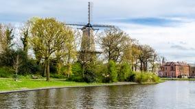 Alkmaar Nederländerna Royaltyfria Bilder