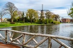 Alkmaar Nederländerna royaltyfri bild