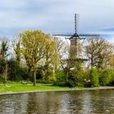 Alkmaar Nederländerna arkivbild