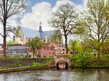 Alkmaar, Netherlands Stock Photo