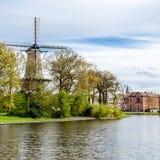 Alkmaar, os Países Baixos Imagens de Stock Royalty Free