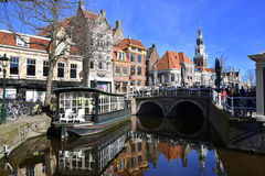 Alkmaar Royalty Free Stock Photo