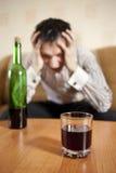 Alkohol. Fotografering för Bildbyråer