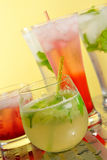 Alkohol Stockfoto