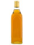 Alkohol butelka Zdjęcia Royalty Free