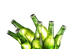 Alkohol dag för St Patrick ` s pub Sportstång flaska öl, vit, gräsplan, alkohol, dryck, förkylning, drink, flytande, uppfriskning Royaltyfri Foto