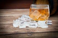 Alkohol i stort Arkivbilder