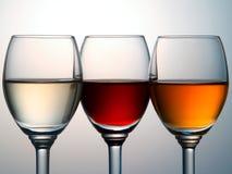 alkohol kolorowy Obraz Stock
