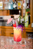 Alkohol uwalnia koktajl Obrazy Royalty Free