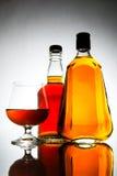 Alkohol whisky Arkivbilder