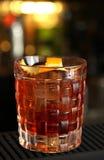 Alkoholcoctail Arkivbild