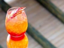 Alkoholcoctail Royaltyfri Fotografi