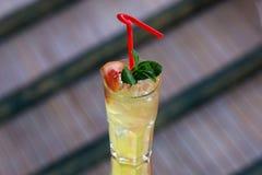 Alkoholcoctail Arkivbilder