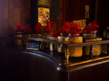 Alkoholdryck thai whisky Royaltyfria Bilder