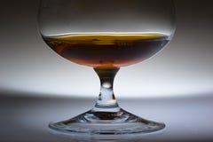 alkoholexponeringsglas Royaltyfri Bild