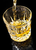 alkoholiczka target460_0_ ducha jest obraz stock