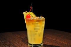 alkoholiserad coctail Arkivfoton