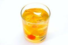 alkoholiserad coctail Royaltyfria Bilder