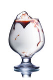 alkoholiserad coctail Arkivbilder