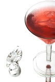alkoholiserad coctailkosmopolit Arkivbilder