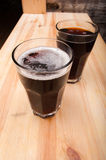 Alkoholiserade coctails Royaltyfri Bild
