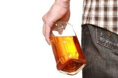 alkoholismus Stockfotos