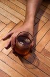 alkoholizm Zdjęcia Royalty Free