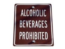 alkoholnr. Royaltyfri Foto