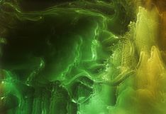 Alkoholtinte, Acryl, bunter abstrakter Hintergrund des Aquarells stockfoto