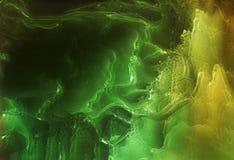 Alkoholu atrament, akrylowy, akwareli kolorowy abstrakcjonistyczny t?o zdjęcie stock