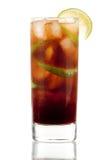 alkoholu koktajlu Cuba libre Obraz Royalty Free