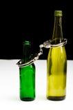 Alkoholu nałóg obrazy stock