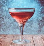 Alkoholweinglas stockbilder