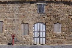 Allée dans Jaffa, Tel Aviv Photographie stock libre de droits