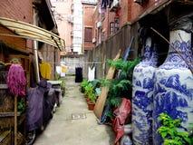 Allée de Changhaï Photographie stock