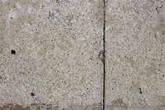 Allée de ciment Photographie stock
