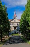 Allée de l'académie de St Ann Photos stock