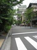 Allée de rue de Kyoto Photographie stock libre de droits