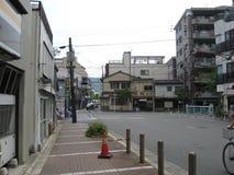 Allée de rue de Kyoto Photo stock
